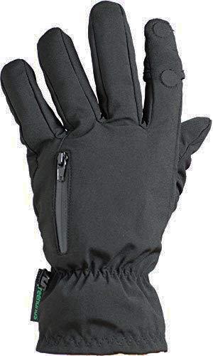 freehands(フリーハンズ) メンズ フォトグローブ ソフトシェル ブラック V3.5 ※タッチパネル対応 (Mサイズ)