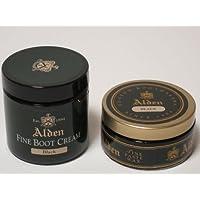 オールデン シュークリーム ワックスセット ALDEN SHOE CREAM WAX SET (並行輸入品)