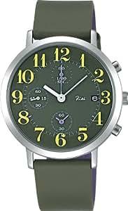 [アルバ]ALBA 腕時計 RIKI WATANABE COLLECTION リキワタナベコレクション 重ね色 虫襖 (むしあお) AKPV004 メンズ