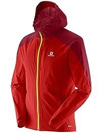 Salomon Bonatti Wp Running Jacket – ss15 – X Large – 赤