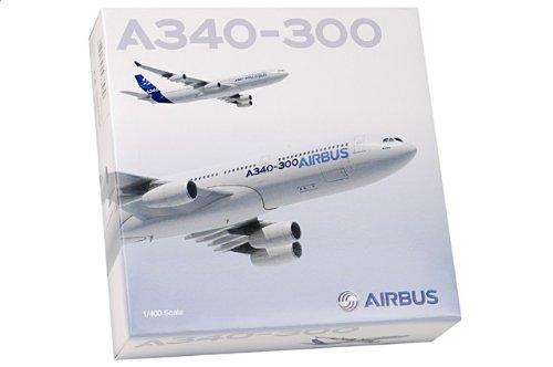 1:400 ドラゴンモデルズ 56356 エアバス A340-300 ダイキャスト モデル エアバス インダストリ 2011 コーポレイト モデル【並行輸入品】