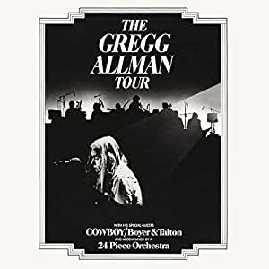 Gregg Allman Tour-Ltd/Hq- [12 inch Analog]
