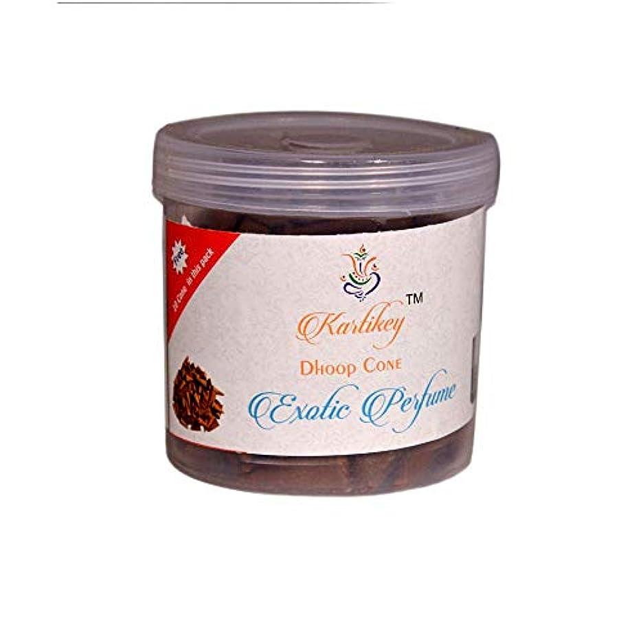 許さない嫌がらせ桁DHOOP Cone (Exotic Perfume)