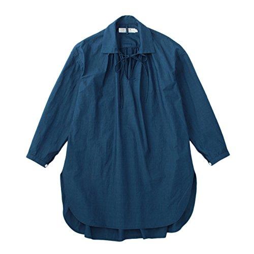 (ル ティロワ ドゥ ドレステリア)LE TiROiR de DRESSTERIOR インディゴリボン衿シャツ ネイビー(093) 02(M)