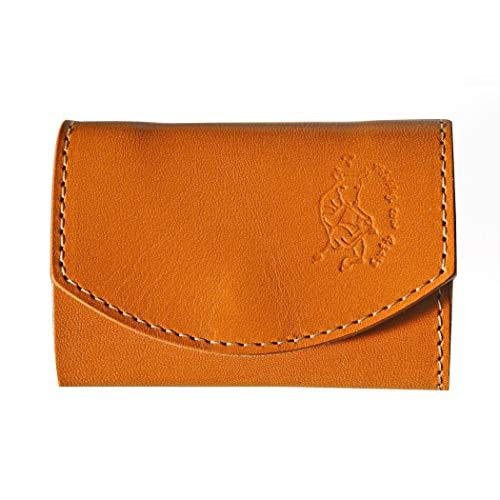 【極小財布・小さい財布】小さいふ ポキート クアトロガッツ Caramel キャラメル
