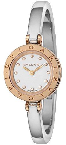 [ブルガリ]BVLGARI 腕時計 B-ZERO1 シルバー文字盤 BZ23WSGS/12-S レディース 【並行輸入品】