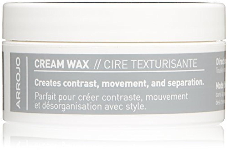 徒歩で回復する計り知れないARROJO Cream Wax 1.7 Fl Oz [並行輸入品]