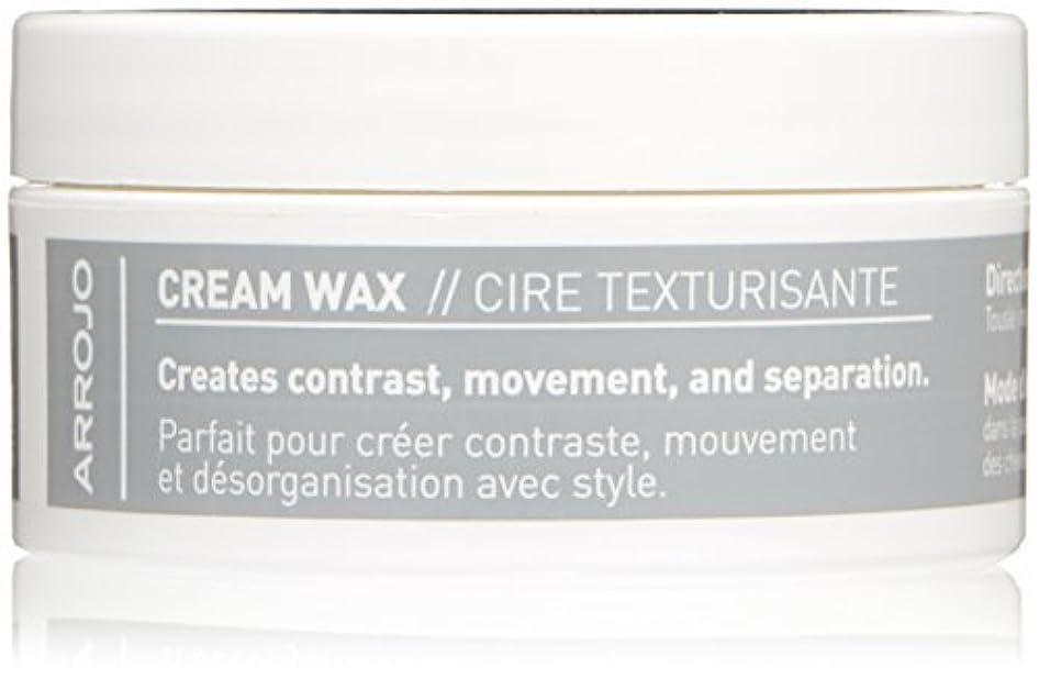 固体パノラマトリクルARROJO Cream Wax 1.7 Fl Oz [並行輸入品]