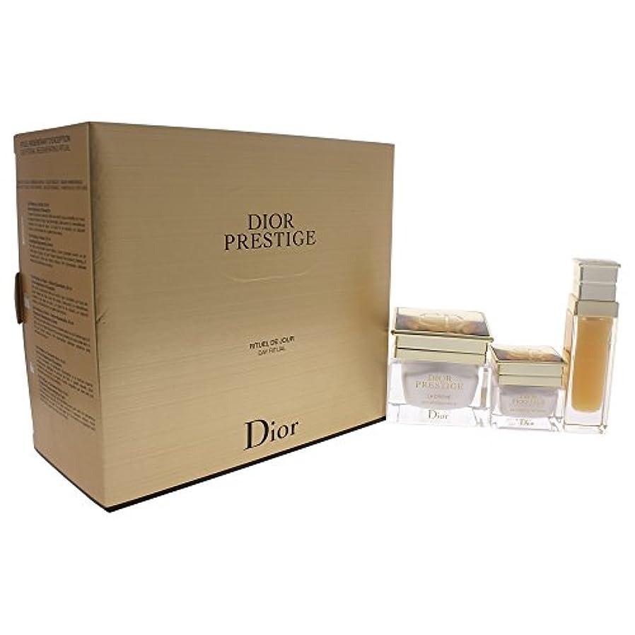 同盟チャネル予測Dior Prestige Day Ritual