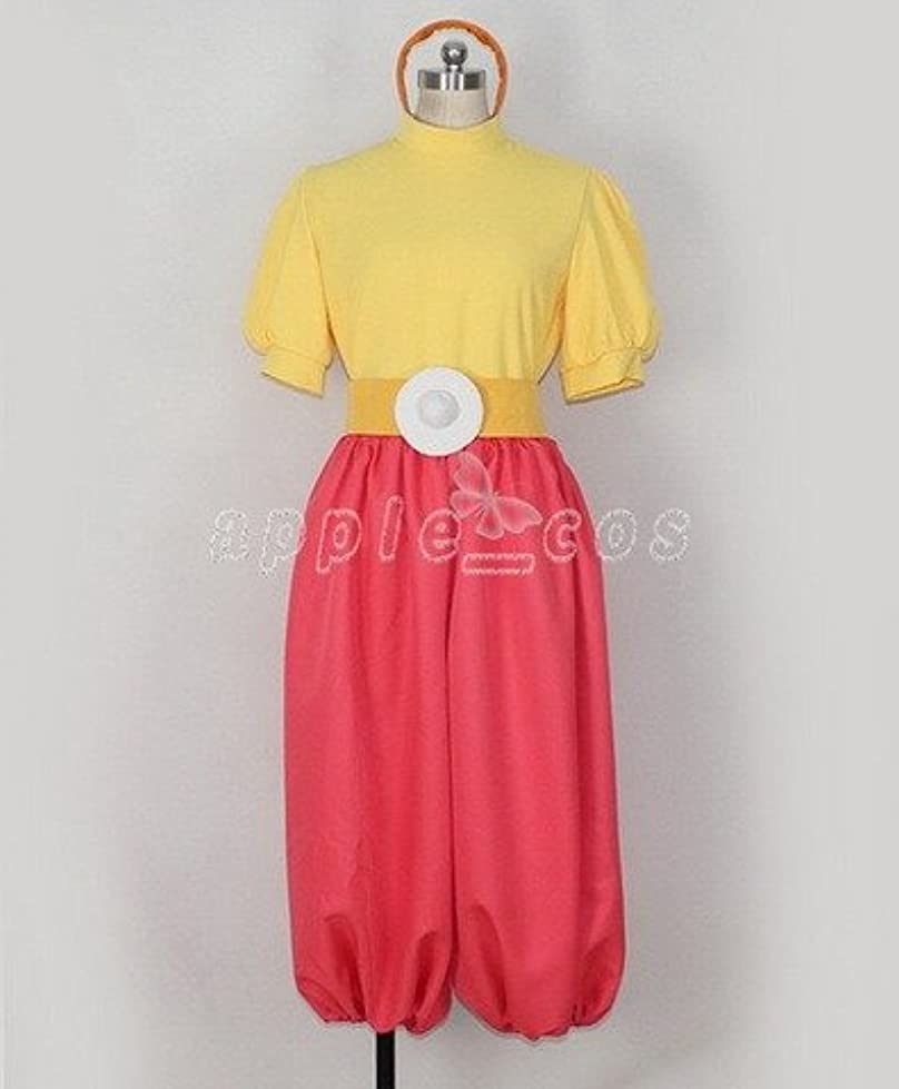 羽引き算格差【apple_cos】スタジオジブリ 天空の城ラピュタ シータ コスプレ衣装 女性S