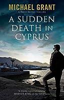 A Sudden Death in Cyprus (David Mitre Thriller)
