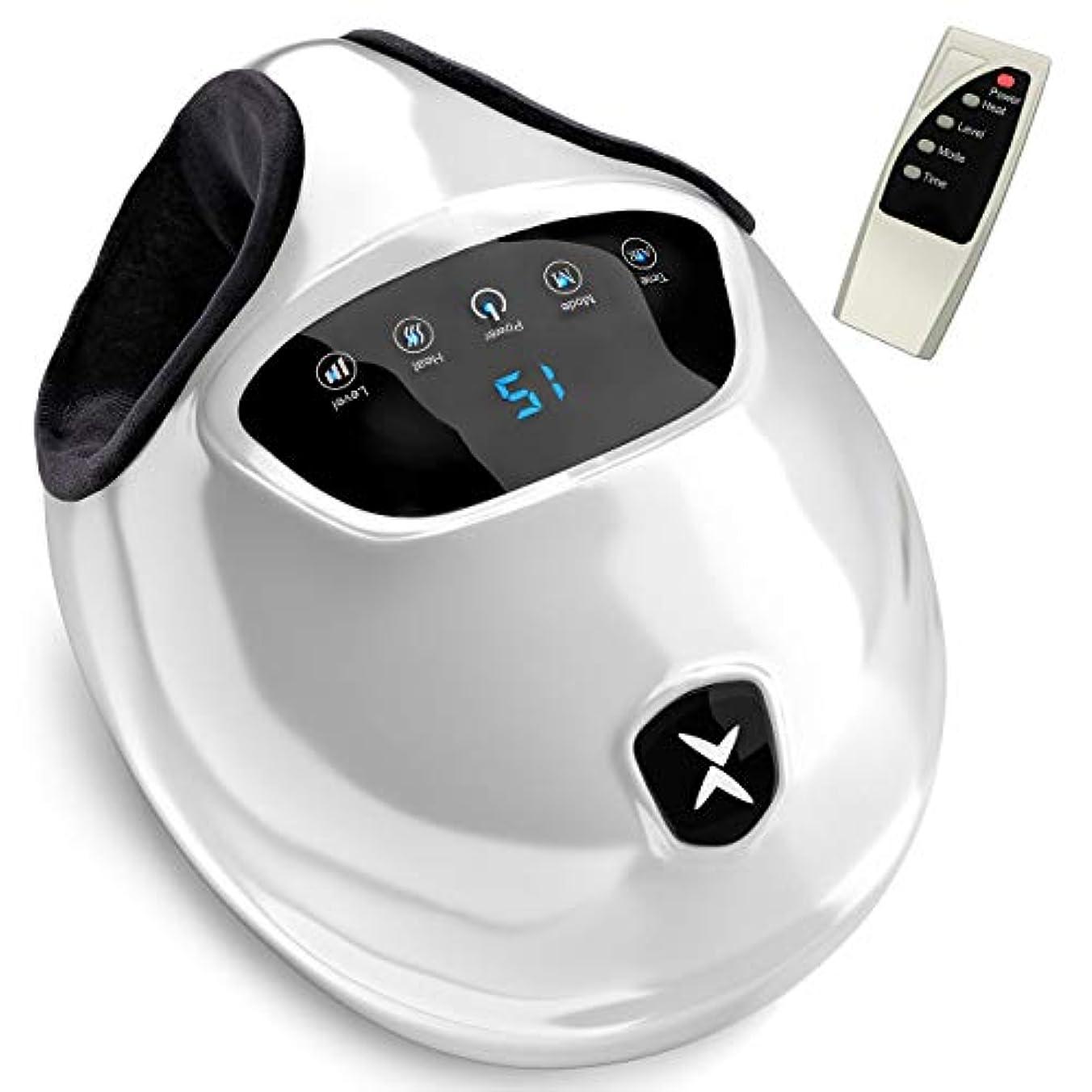 ビスケット略す第[Realax ][Realax Shiatsu Foot Massager with Heat - Electric Feet Massager Machine with Deep Kneading Massage and...
