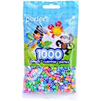4 x Perler Fun Fusion Beads 1000 / pkg-pastel Mix