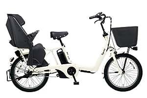 PANASONIC(パナソニック)2019年モデル ギュット・アニーズ・EX カラー:オフホワイト BE-ELAE033-F 20インチ 専用充電器付