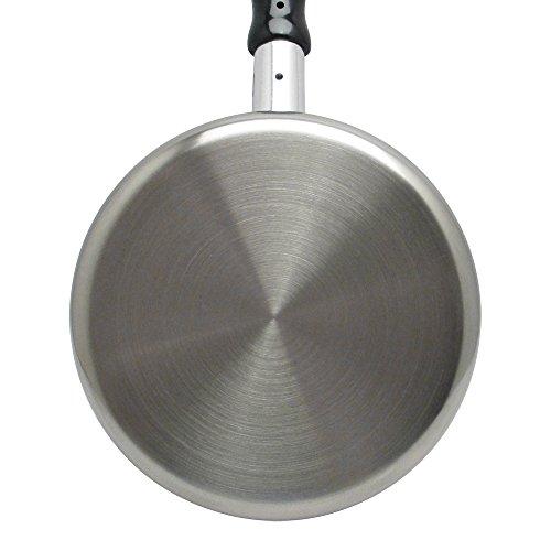 和平フレイズ ミニミルクパン 14cm ジャストパン IH対応 二層鋼 JR-6766
