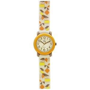 [イクサ]iXa 腕時計 カラフル STL02-OR