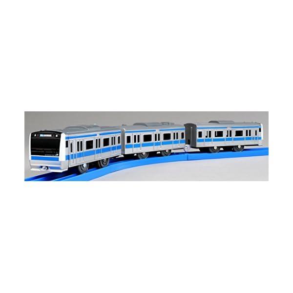 プラレール S-33 E233系京浜東北線の紹介画像2