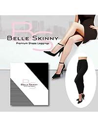 ベルスキニー BELLE SKINNY 着圧 骨盤矯正 脚痩せ むくみ 美脚 レギンス M-Lサイズ (M-L)