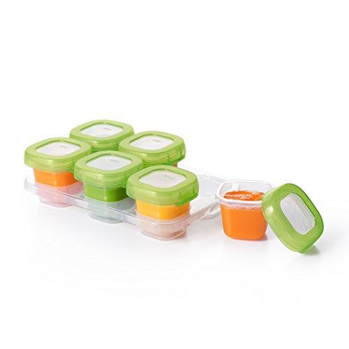 OXO Tot ベビーブロック フリーザーコンテナS 【離乳食】【冷蔵・冷凍用】【密閉容器】 FDOX6112300