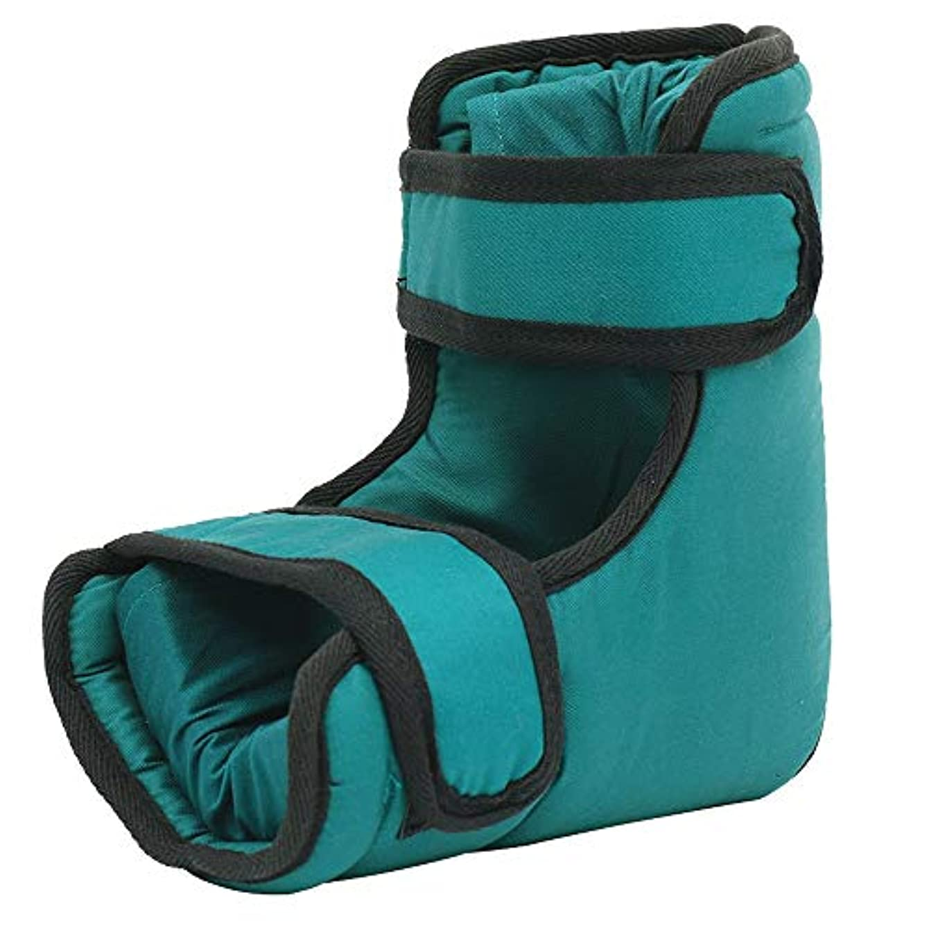 サイレン圧縮パネルTONGSH かかとの枕、かかとのブーツ、足底筋膜炎、アキレス腱炎、かかとの拍車、かかとプロテクターの靴、荷を下すかかとと足首のプロテクター