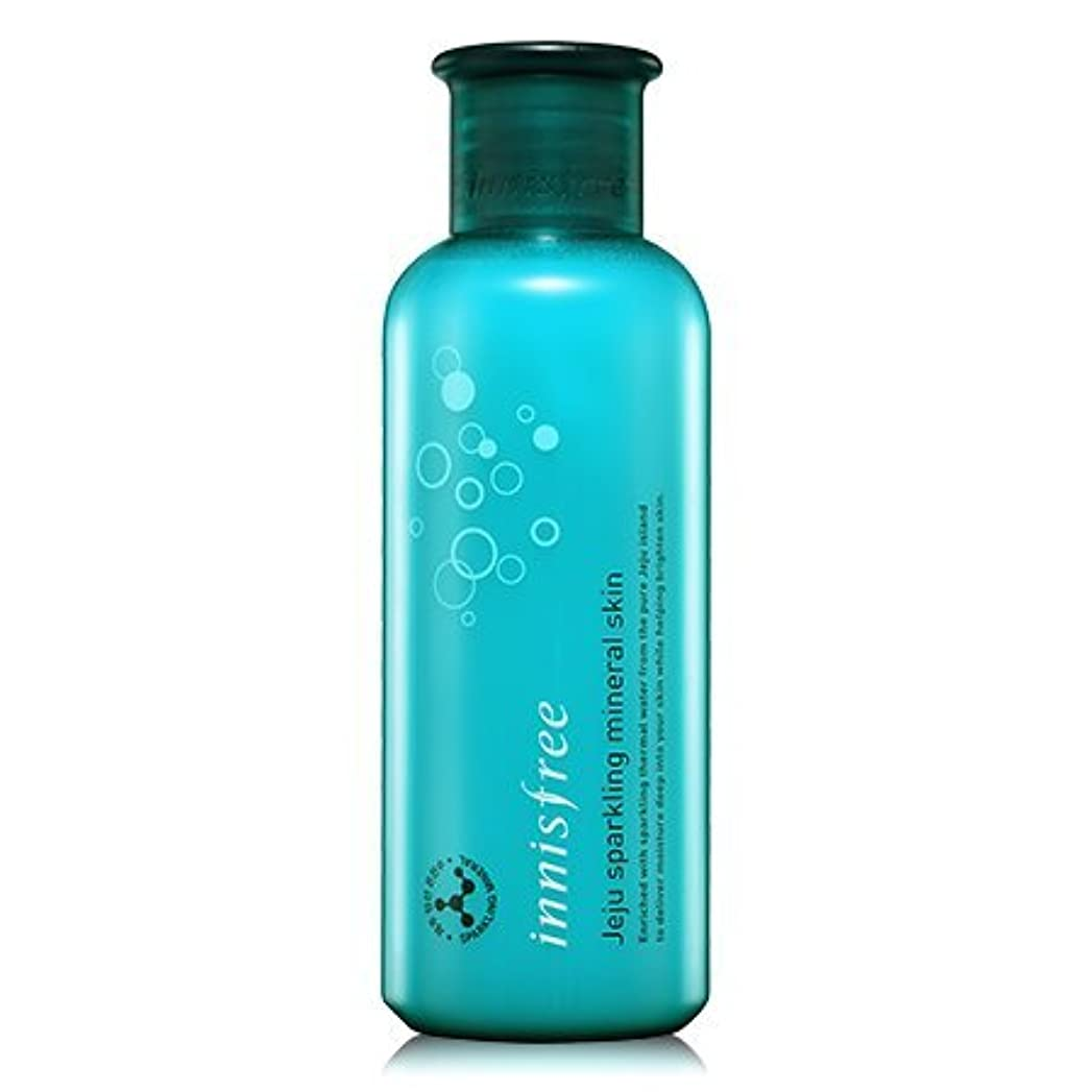 素朴な禁止原油[innisfree(イニスフリー)] Jeju sparkling mineral skin (200ml) 済州 スパークリング ミネラル スキン [並行輸入品][海外直送品]