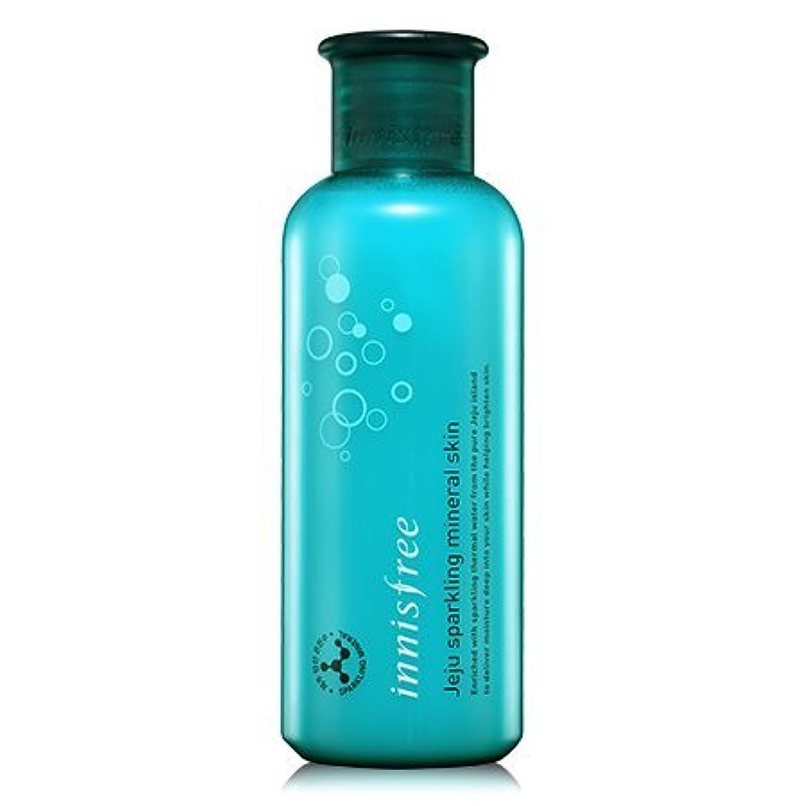 シネマ里親長いです[innisfree(イニスフリー)] Jeju sparkling mineral skin (200ml) 済州 スパークリング ミネラル スキン [並行輸入品][海外直送品]