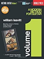 A Modern Method for Guitar - Volume 1: Book With More Than 14 Hours of Berklee Video Guitar Instruction (Method: Guitar)