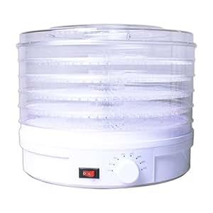 【食品乾燥機 ドライフルーツ】野菜 果物 キノコ 花 乾燥可能 ドライフルーツメーカー ホワイト(A977-S2)