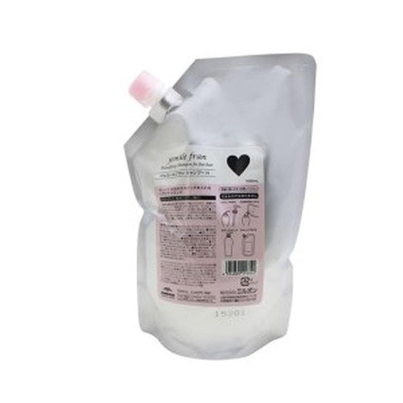 洗剤質素な頬ミルボン ジェミールフラン シャンプーH 1000ml(レフィル)