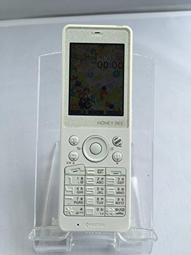 WILLCOM ウィルコム 携帯電話 KYOCERA WX331KC ホワイト
