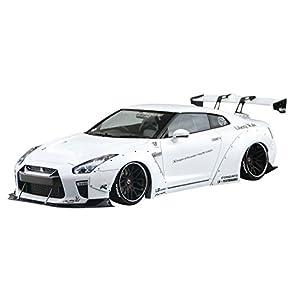 青島文化教材社 1/24 リバティウォークシリーズ No.11 LB・ワークス R35 GT-R タイプ1.5 プラモデル