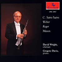 Clarinet Recital by Mason