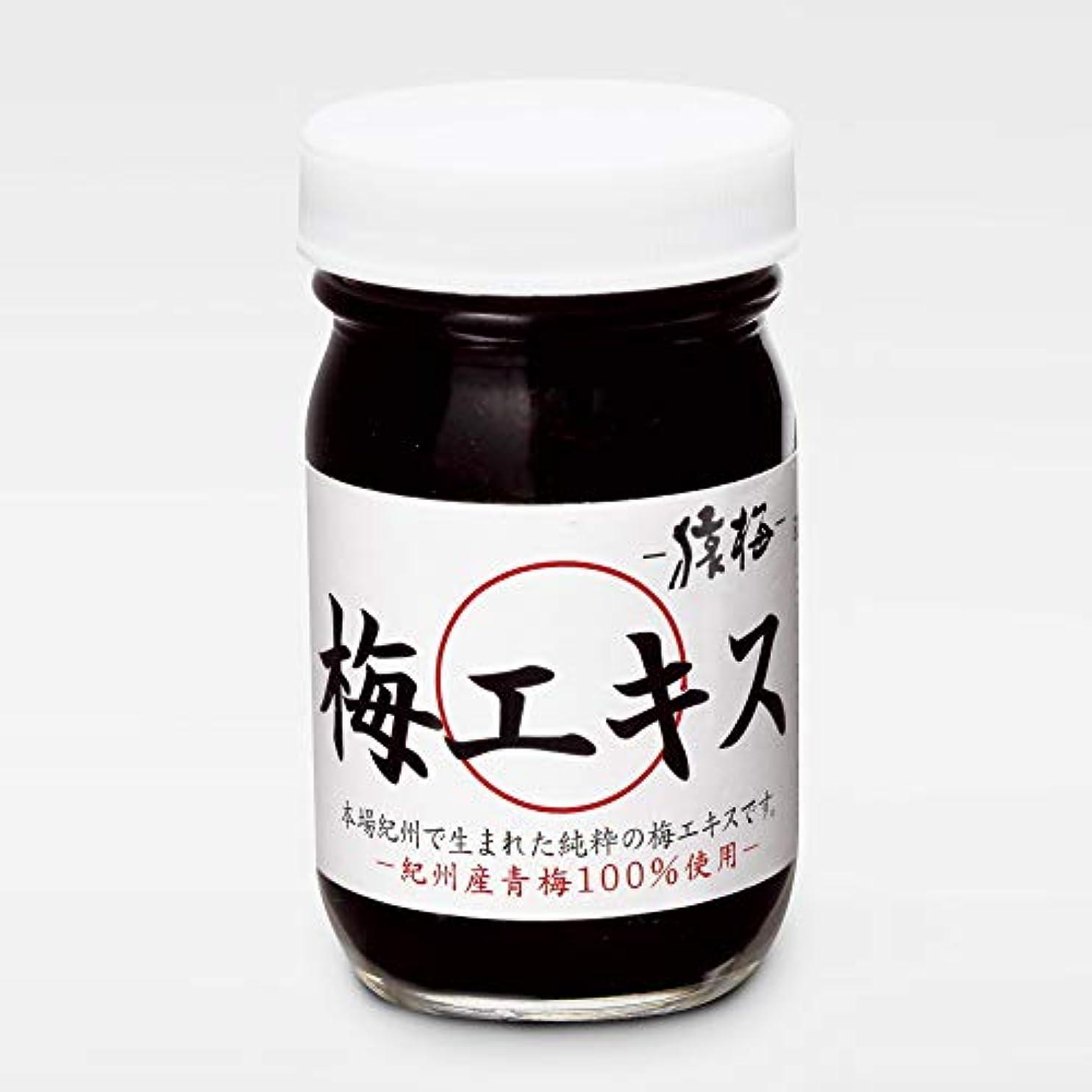 空グリップ立方体猿梅本舗 梅肉エキス 無添加 (紀州梅100%使用、練状95g)
