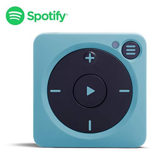 【正規品・日本語対応】Mighty Vibe ブルー Spotify音楽プレーヤー ※技適マーク有