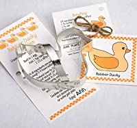 Rubber Ducky Cookie and Fondant Cutter - Ann Clark - 5 Inches - US Tin Plated Steel by Ann Clark Cookie Cutters