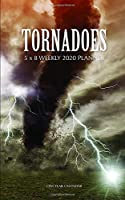 Tornadoes 5 x 8 Weekly 2020 Planner: One Year Calendar