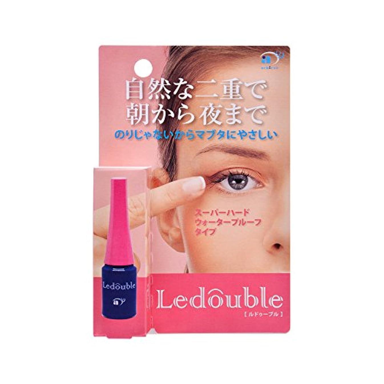 海岸である消毒するLedouble [ルドゥーブル] 二重まぶた化粧品 (2mL)