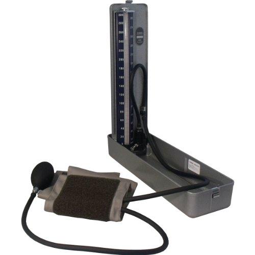 ラテックスフリーのアネロイド血圧計!FOMED デスク型水銀血圧計 FC-110ST コットンカフ...