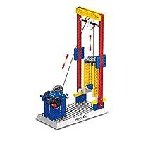 マニュアルビルディングブロックは 子供の教育玩具ギフトをブロックしますおもちゃギフト((68 piece))