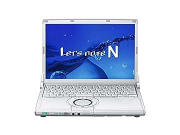 レッツノート 中古 パナソニック Let's note N10 CF-N10AWGDS (シルバー)