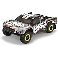 Team Losi XXX-SCT Brushless RTR AVC 2WD SC Truck (1/10 Scale) 【You&Me】 [並行輸入品]