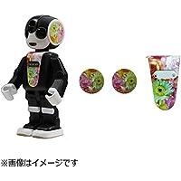 シャープ RoBoHoN(ロボホン)専用 ロボホンウェア 耳&前掛けセット(花柄) SR-CD02(ミミ+マエカケハナガラ