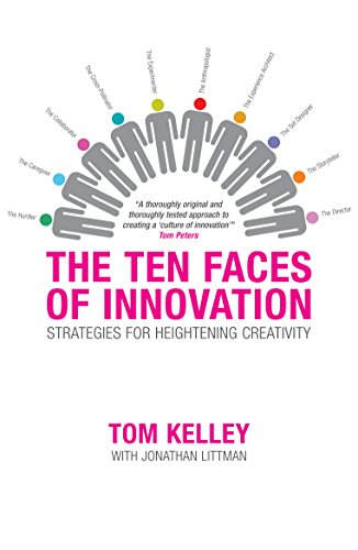 The Ten Faces of Innovation: Strategies for Heightening Creativityの詳細を見る