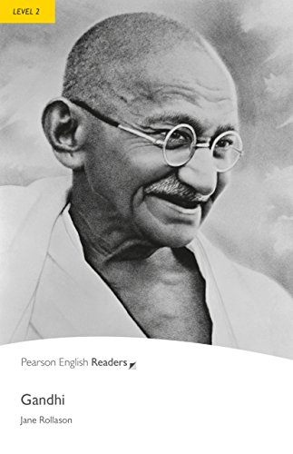 Level 2: Gandhi (Pearson English Graded Readers)の詳細を見る