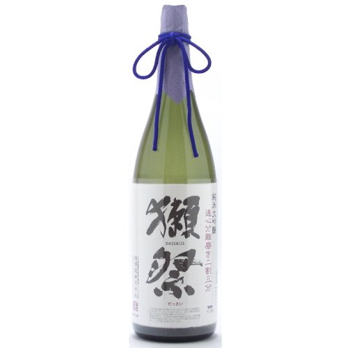 獺祭(だっさい) 純米大吟醸 遠心分離 磨き二割三分 1800ml 山口県 旭酒造