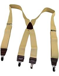 Hold-Up Suspender Co. ACCESSORY メンズ US サイズ: One Size,large カラー: ブラウン