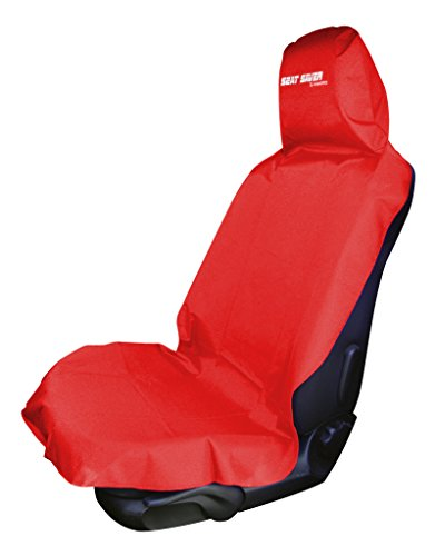 Seat saver 車席用シートカバー 防水加工 取替え簡...