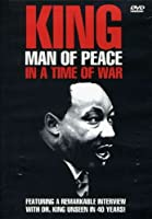 King - Man of Peace in a Time [DVD] [Import]