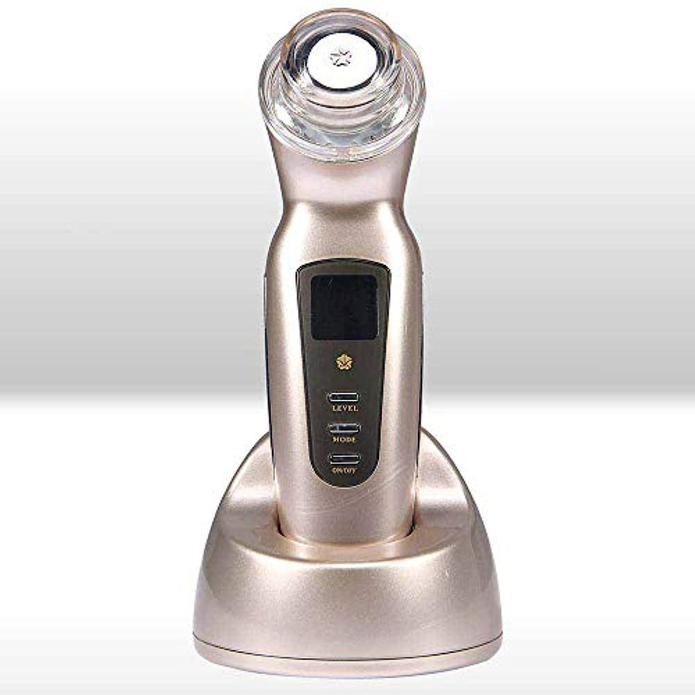お家事をする摂氏顔のマッサージ、LED 光療法の顔のマッサージの美装置は反老化のための表面の上昇機械を持ち上げ、引き締めの皮はしわを減らす