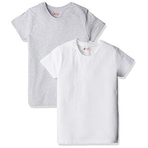 (ヘインズ)Hanes Tシャツ ジャパンフィット FOR HER クルーネック 2枚組 アソート HW5120 997 アソート M [レディース]